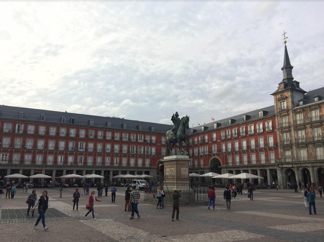 (Español) La Plaza Mayor, ese tesoro del que poco hablamos