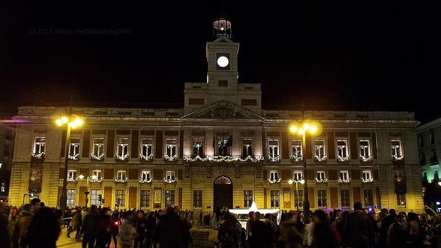 Consejos Nochevieja en la Puerta del Sol