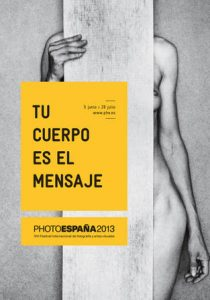 Cartel PhotoEspaña 2013