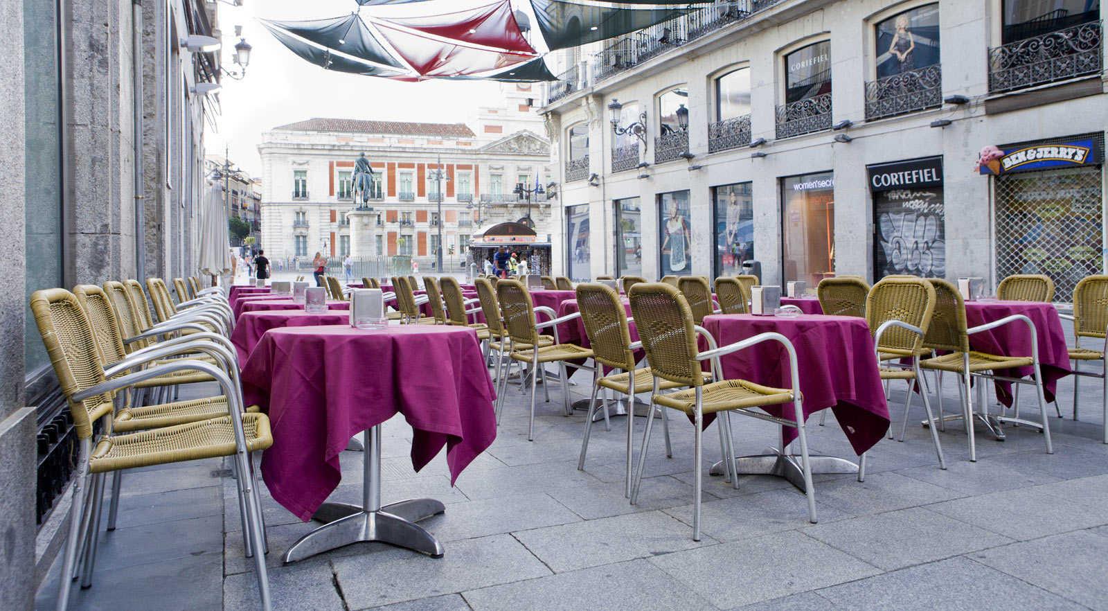 Llega El Calorcito Las Mejores Zonas De Terraza De Madrid