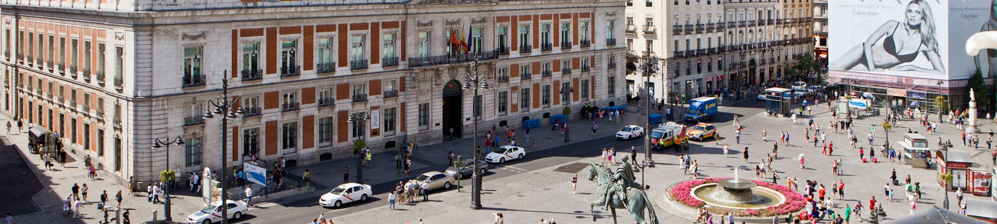 Hotel Right In Puerta Del Sol Madrid Hotel Europa